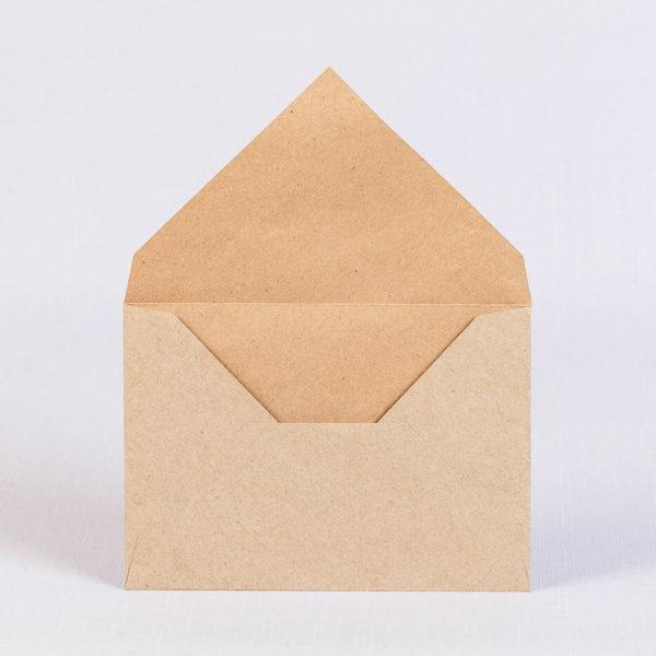 Купить конверт крафт в Москве крафтовый конверт