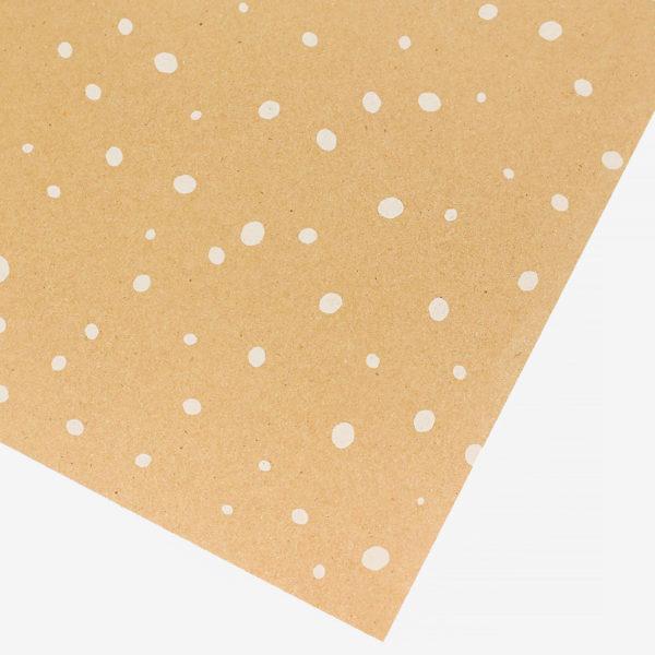 Упаковочная бумага «Две капли воды» 50 х 70 см