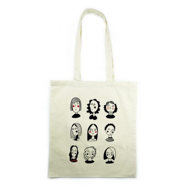 холщовая эко-сумка купить в москве