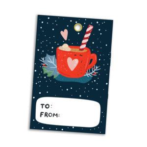 бирки для подарков купить в интернет-магазине