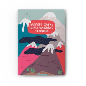 обложки на паспорт прикольные купить в москве