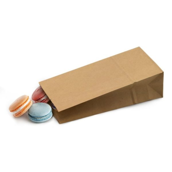 крафт пакет 8*17 дно 5 см
