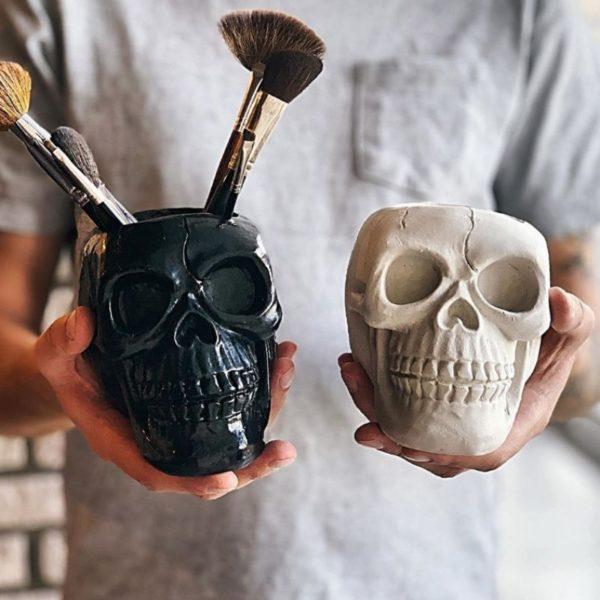 купить органайзер в форме черепа в москве