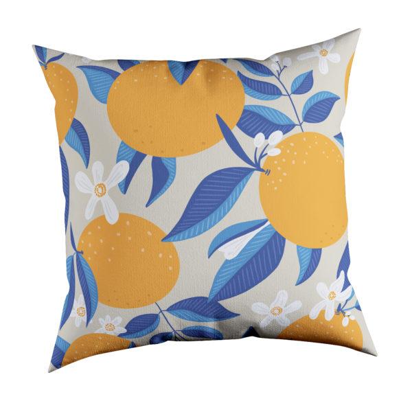декоративные подушки с рисунком на диван купить