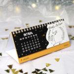 купить настольный календарь домик с прикольными рисунками