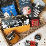 подарочный набор на Новый Год купить в Москве