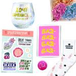 подарочный набор для девушки на 8 марта