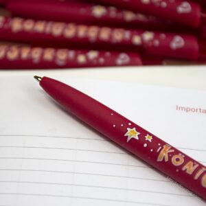 Шариковые ручки с прикольной надписью купить